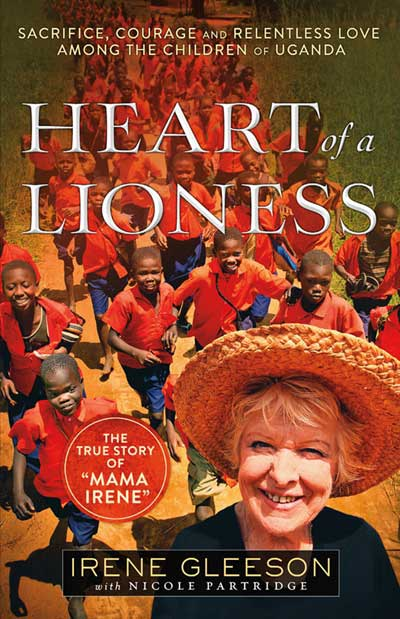 BOOKS Heart of a Lioness - Nicole Partridge - Journalist | Writer